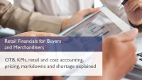 Retail Financials for Buyers and Merchandisers
