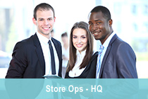 Store Ops - HQ