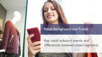 Retail Background and Trends
