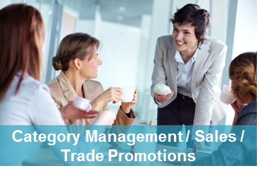 Category Management, Sales and Trade Promotions
